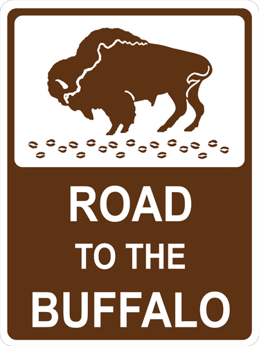 Road to the Buffalo